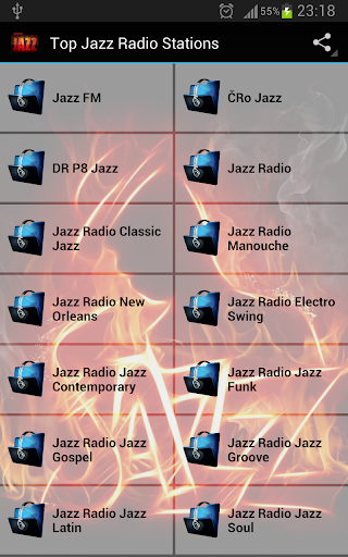 Top Jazz Radio Stations FULL