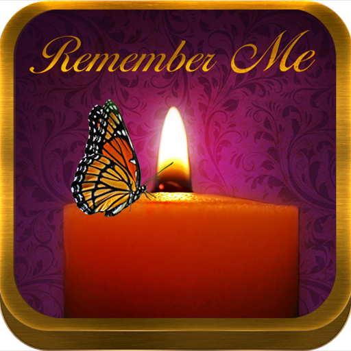 Remember Me - Memorial Photos LOGO-APP點子