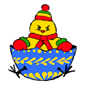 Snowy Easter 2013 LWP icon