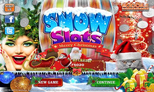 Snow Slots Christmas PREMIUM