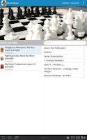 Screenshot of Chess Viewer