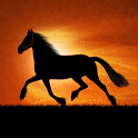 Horse 3D icon
