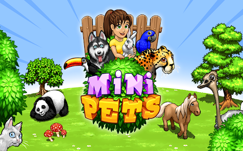Mini Pets- screenshot thumbnail