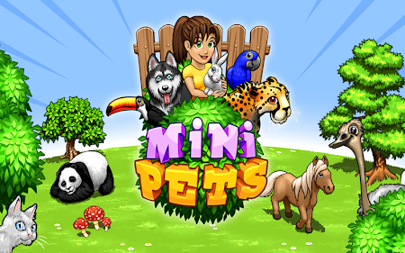 Mini Pets 2.0.3 screenshot 48522