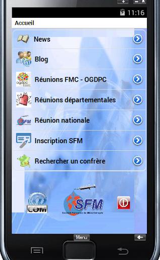 SFM mobile