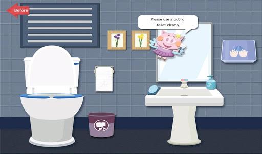 【免費教育App】让我们去厕所-APP點子