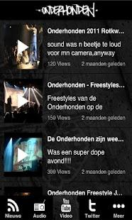 De Onderhonden- screenshot thumbnail