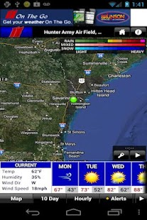 WTOC Doppler Max 11 Weather - screenshot thumbnail
