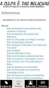 A Culpa é das Bolachas! - screenshot thumbnail