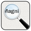 Magnifier, Magnifying Glass icon