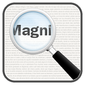 Magnifier, Magnifying Glass with Flashlight