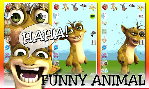 Talking Funny Animal - Deluxe