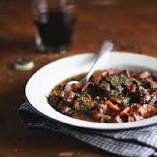 Fado's Guinness Beef Stew