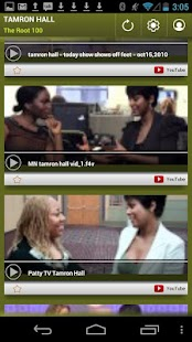 Tamron Hall: The Root 100 - screenshot thumbnail