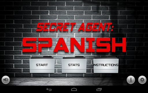 【免費教育App】Secret Agent: Spanish-APP點子