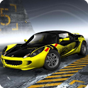 Speed Racing Car icon