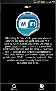 玩免費書籍APP|下載How To Hack Your WiFi app不用錢|硬是要APP