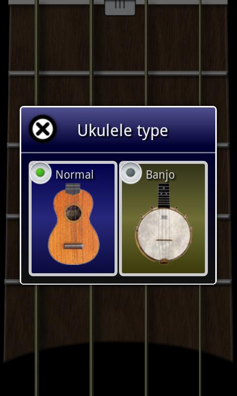 My Ukulele- screenshot