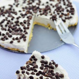 Vegan Coconut Banana Cheesecake