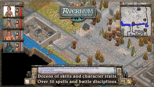Avernum: Escape From the Pit v1.0.2 APK