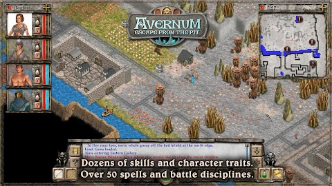 Avernum: Escape From the Pit Screenshot 10