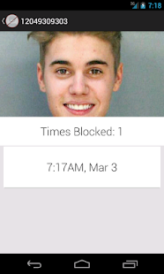 nope. - Call and Text Blocker - screenshot thumbnail