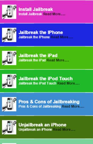 How to jailbreak