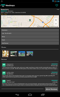 Weedmaps - screenshot thumbnail
