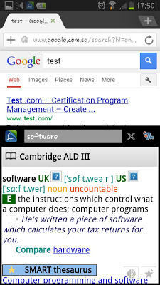 Dolphin Dictionary Linker - screenshot