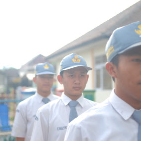 soempah pemoeda by Danang Kusumawardana - People High School Seniors ( news & event )