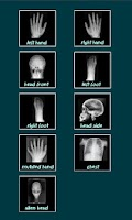 Screenshot of Amazing XRay Prank Scanner