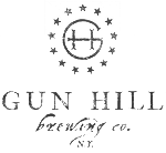 Logo for Gun Hill Brewing Company