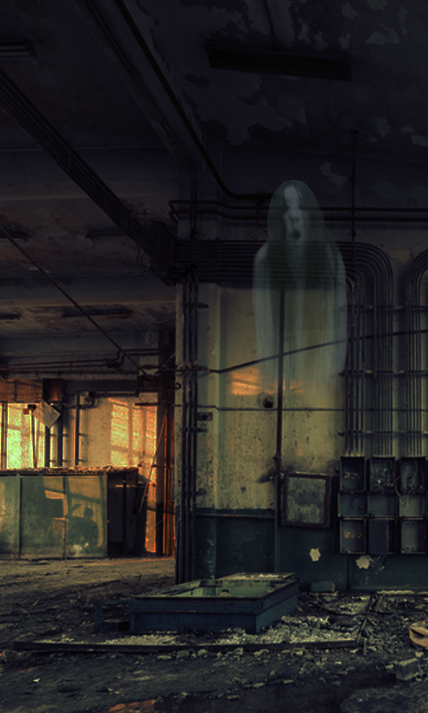 Ghost Photo - screenshot