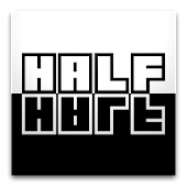 Half and Half Live Wallpaper