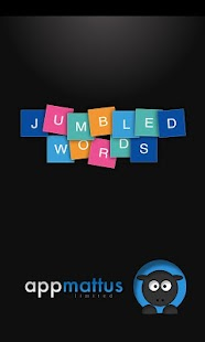 Jumbled Words - screenshot thumbnail