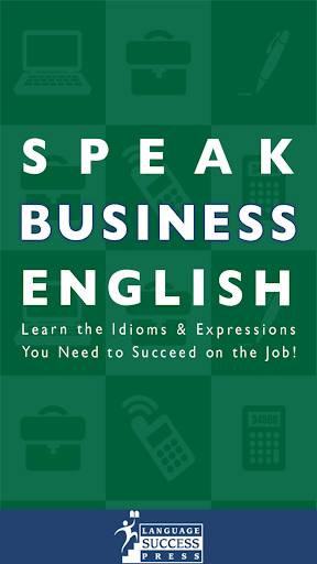 【免費教育App】Speak Business English-APP點子