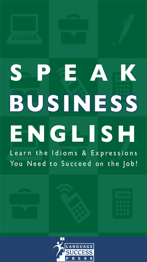 Speak Business English- screenshot