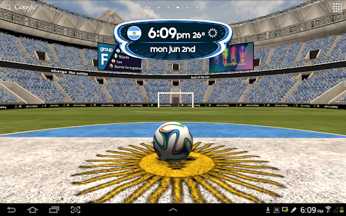 2016 World Football Live WP Screenshot 17