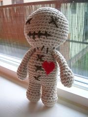 Voodoo Doll - crochet pattern   240x180