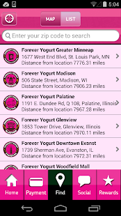 Forever Yogurt- screenshot thumbnail