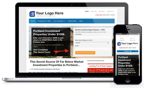The Checklist for a Successful Real Estate Investor Website Design