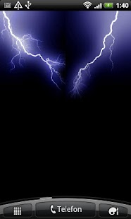 Lightning Live Wallpaper - screenshot thumbnail