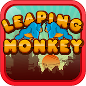 Leaping Monkey
