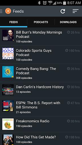 ShortOrange - Podcast Player