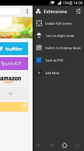 Next浏览器PDF插件