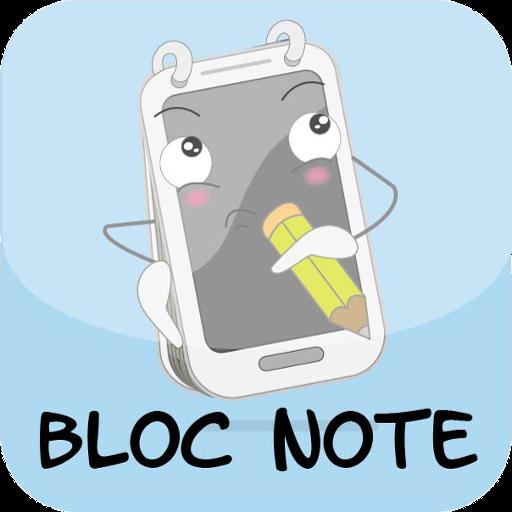Simple Bloc-Notes 工具 LOGO-阿達玩APP