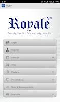 Screenshot of Royale Business Club Int'l Inc