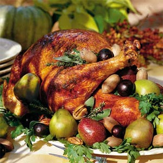 Roast Turkey With Sage and Thyme