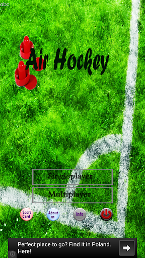 Air Hockey Multiplayer Pro