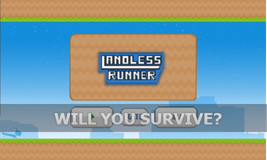 Landless Runner - screenshot